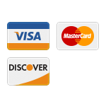 Join by VISA, MasterCard, or Discover Card